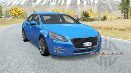 Peugeot 508 GT 2011 pour BeamNG Drive