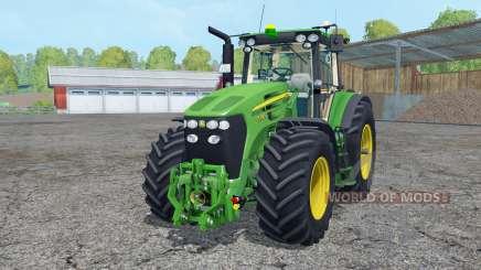 John Deere 7930 avant loadeᶉ pour Farming Simulator 2015
