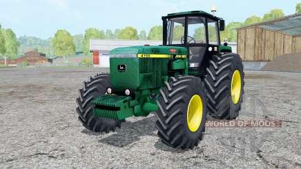 John Deeᶉe 4755 für Farming Simulator 2015