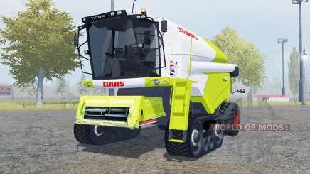 Claas Tucano 480 TerraTrac pour Farming Simulator 2013
