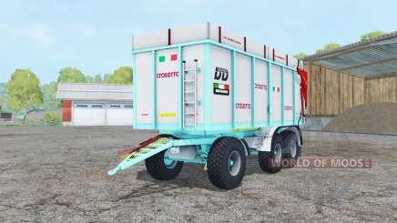 Crosetto CMR200 pour Farming Simulator 2015