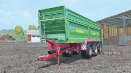 Strautmann PS 3401 reduced flow rate für Farming Simulator 2015