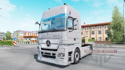 Mercedes-Benz Actros 1860 Study Space Max (MP2) pour Euro Truck Simulator 2