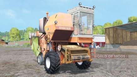 Jenissei 1200-1 für Farming Simulator 2015