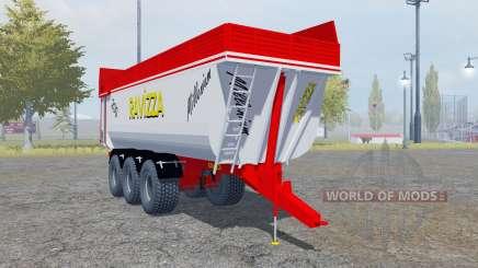 Ravizza Millenium 200 für Farming Simulator 2013
