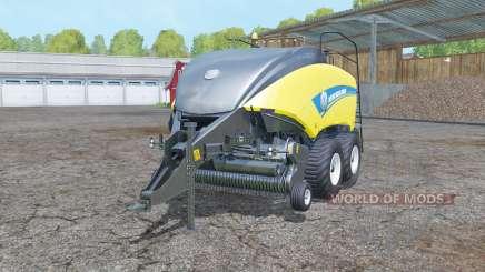 New Holland BigBaler 1290 nass balᶒ für Farming Simulator 2015