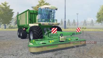 Krone BiG L 500 Prototype v2.0 für Farming Simulator 2013
