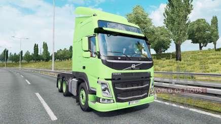 Volvo FM 460 Globetrotter LXL cab 2013 v1.4 für Euro Truck Simulator 2