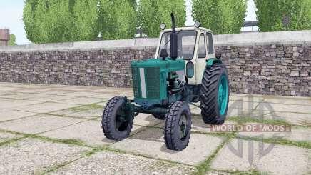 UMZ 6L mit einem Lader für Farming Simulator 2017