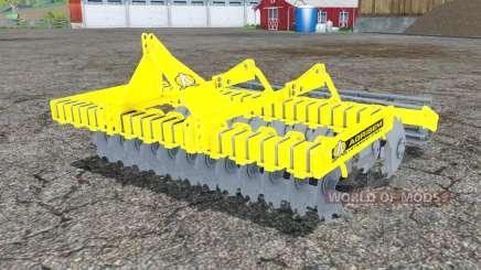 Agrisem Disc-O-Mulch Gold waschable pour Farming Simulator 2015