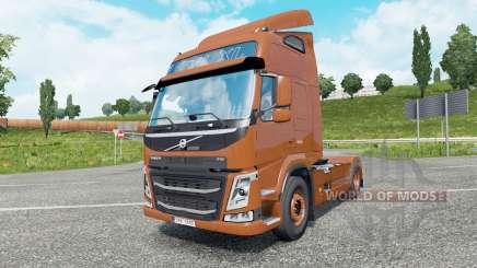 Volvo FM 450 Globetrotter LXL 2013 v1.5 pour Euro Truck Simulator 2