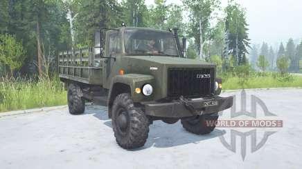 GAZ 3308 Sado pour MudRunner