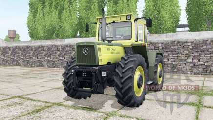 Mercedes-Benz Trac 1400 Turbo more configuration für Farming Simulator 2017
