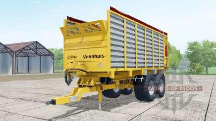 Veenhuis W400 yellow pour Farming Simulator 2017