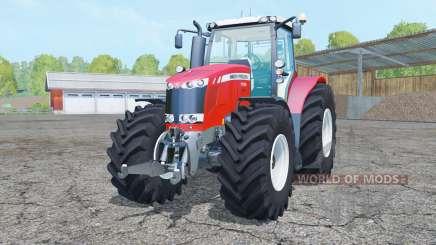 Massey Fergusoᶇ 7726 pour Farming Simulator 2015