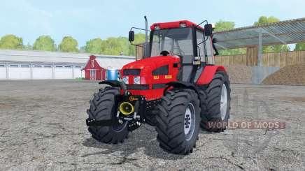 Belaus 1221.4 pour Farming Simulator 2015