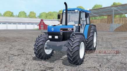 Ford 7840 animated element pour Farming Simulator 2015