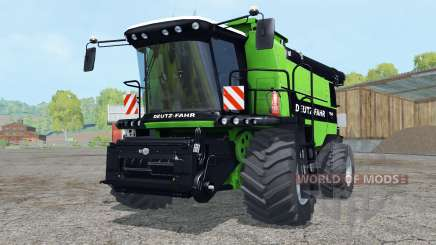 Deutz-Fahr 7545 RTS washable für Farming Simulator 2015