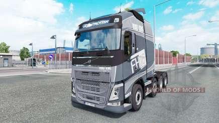 Volvo FH16 750 8x4 Globetrotteᶉ XL 2014 für Euro Truck Simulator 2