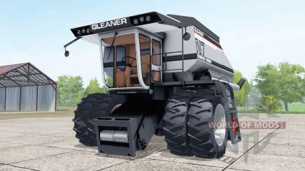 Gleaner N7 dual front wheels pour Farming Simulator 2017