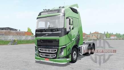 Volvo ƑH 540 pour Farming Simulator 2017