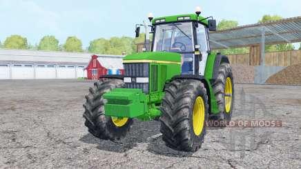 John Deere 7810 animated element pour Farming Simulator 2015