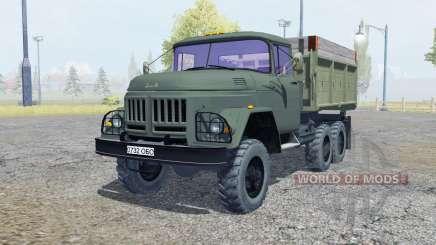 ZIL 131 camion pour Farming Simulator 2013