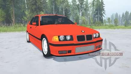 BMW M3 Coupe (E36) 1994 für MudRunner