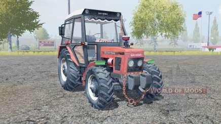 Zetor 7245 animated element für Farming Simulator 2013