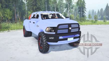 Dodge Ram 3500 Heavy Duty pour MudRunner