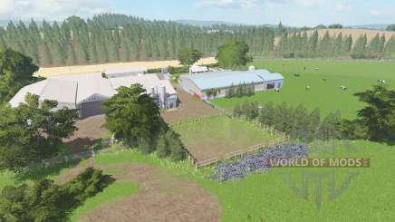 North Stone Farm v2.0 pour Farming Simulator 2017