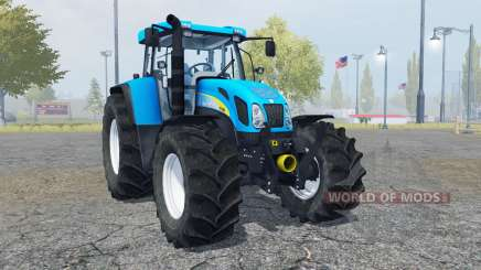 New Holland T7550 loader mounting pour Farming Simulator 2013