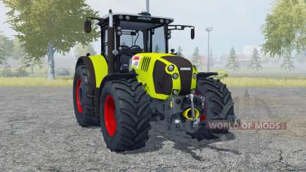Claas Arion 620 twin wheels für Farming Simulator 2013