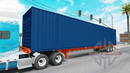 53-Foot Container für American Truck Simulator