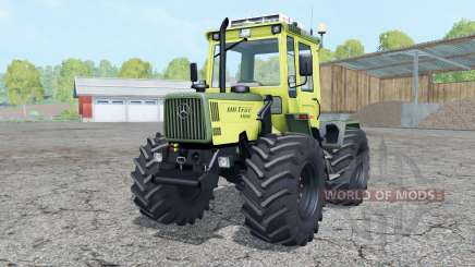 Mercedes-Benz Trac 1100 loader mounting pour Farming Simulator 2015