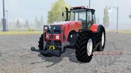 La biélorussie 3522 pour Farming Simulator 2013