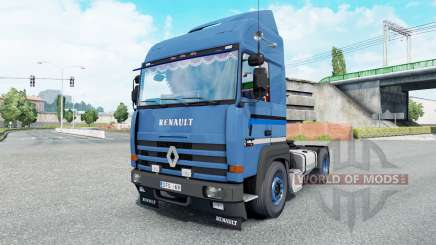 Renault R 340ti Major 1990 v2.3 für Euro Truck Simulator 2