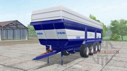 Visini Tetrᶏ XL D4-950 pour Farming Simulator 2017