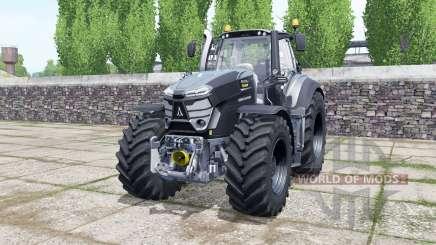 Deutz-Fahr Agrotron 9310 TTV Black Edition für Farming Simulator 2017