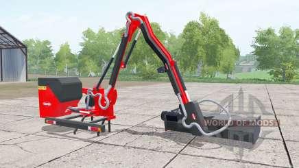 Kuhn Agri-Longer pour Farming Simulator 2017