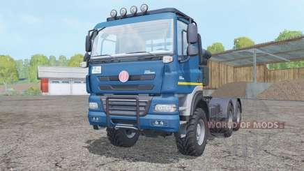 Tatra Phoenix T158-8P5 6x6 2011 für Farming Simulator 2015