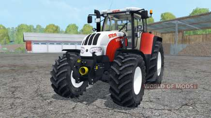 Steyr 6195 CVT 2005 pour Farming Simulator 2015