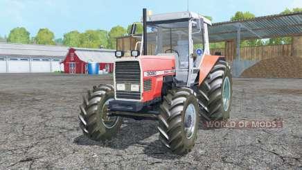 Massey Feᶉguson 3080 pour Farming Simulator 2015