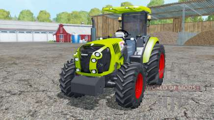 Claas Arion 650 front loader pour Farming Simulator 2015