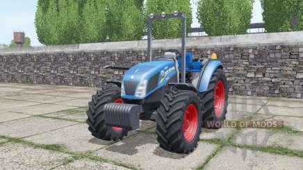 New Holland T4.75 Garten Editioɳ für Farming Simulator 2017