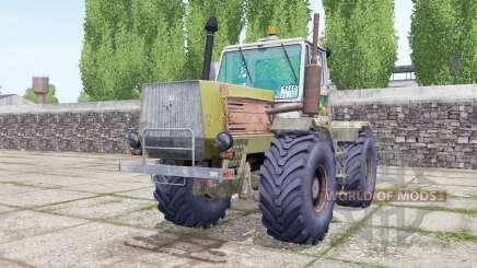 T-150 avec le moteur de sélection pour Farming Simulator 2017
