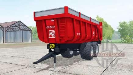 Gilibert 1800 Pᶉo pour Farming Simulator 2017