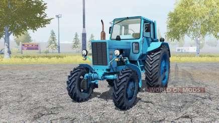 MTZ 52 Biélorussie éléments animés pour Farming Simulator 2013