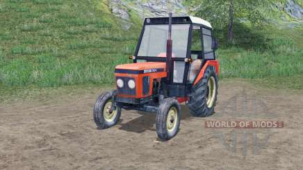 Zetor 7211 2WƉ für Farming Simulator 2017