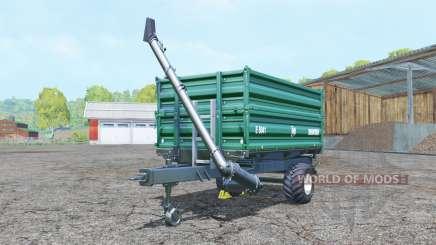 Brantner E 8041 overload für Farming Simulator 2015